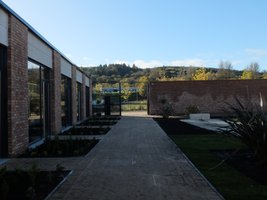 Broomhill Gardens and community hub
